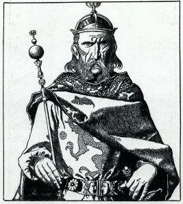 Arthur-Pyle_Uther-Pendragon